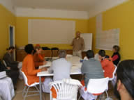 Mahadeva's workshop