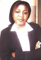 Mary Kabuyi Liyambo.