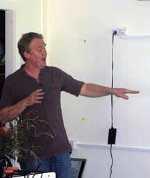 Maleny, Australia, Dr. Marcus Bussy