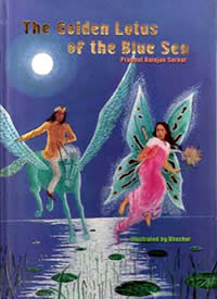 The Golden Lotus of the Blue Sea