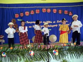 Buwan Ng Wika Celebration Buwan ng Wika   Philippines